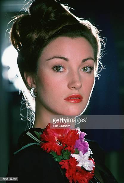 Actress Jane Seymour England