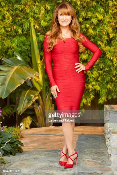 Actress Jane Seymour is photographed for First For Women on August 3 2017 in Malibu California
