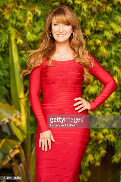 Actress Jane Seymour is photographed for First For Women on August 3 2017 in Malibu California COVER IMAGE