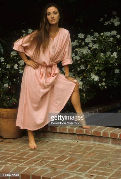 Actress Jane Seymour poses for a portrait in circa 1978 in Los Angeles California