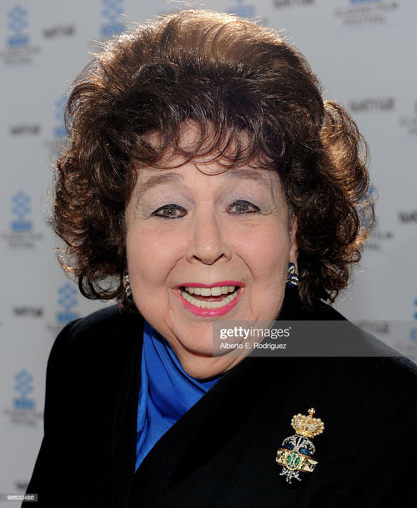 Actress Jane Withers arrives at the TCM Classic Film Festival's gala opening night world premiere of the newly restored film 'A Star Is Born' at Grauman's Chinese Theatre on April 22, 2010 in Hollywood, California.