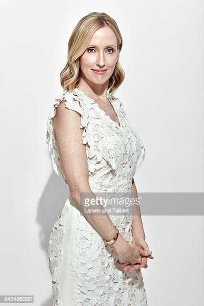 Actress Janel Moloney is photographed for Entertainment Weekly Magazine at the ATX Television Fesitval on June 10 2016 in Austin Texas