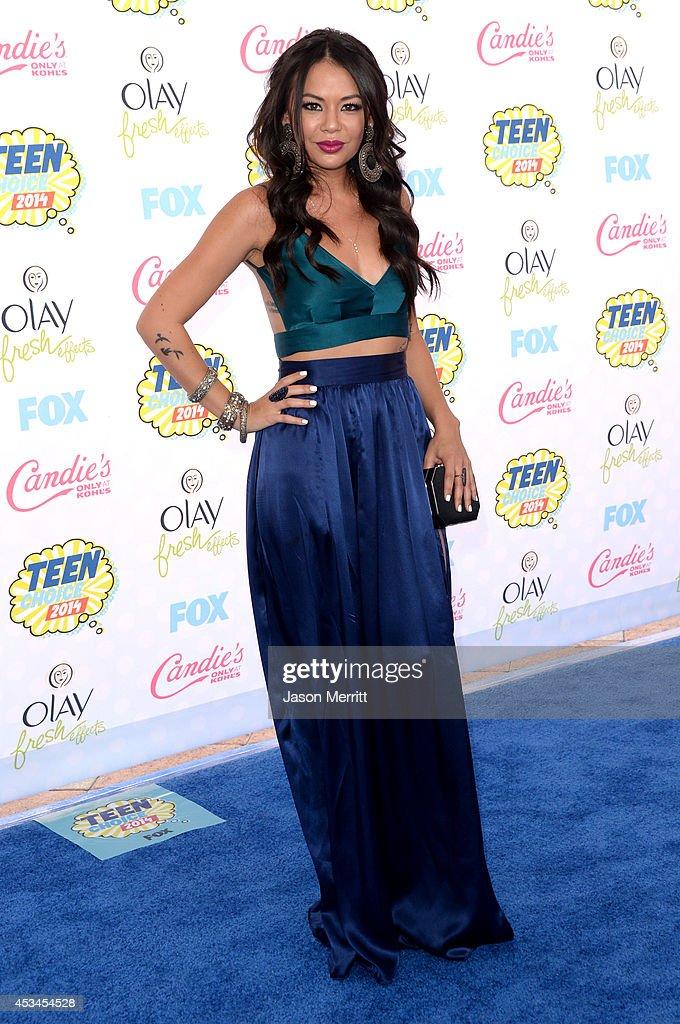 Teen Choice Awards 2014 - Arrivals : News Photo