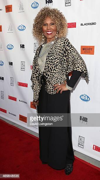 Actress Ja'net Du Bois attends the Pan African Film Arts Festival closing night premiere of Blackbird at Rave Cinemas Baldwin Hills 15 on February 16...