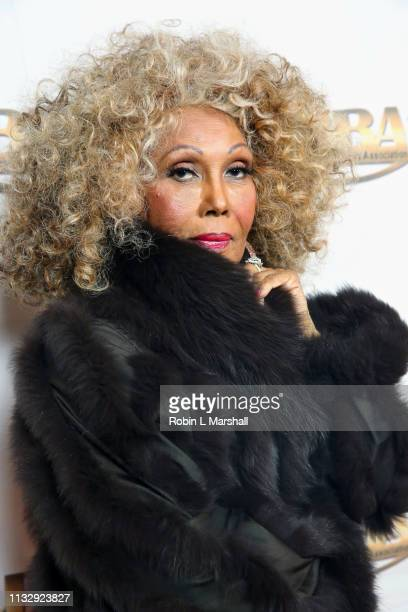 Actress Ja'Net DuBois attends the Black Business Association's Salute to Black History Awards Dinner at California African American Museum on...