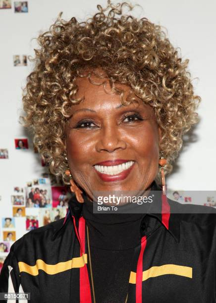 Actress Ja'net DuBois attends The Norman Lear Collection DVD Launch Party at The Paley Center for Media on June 1 2009 in Beverly Hills California