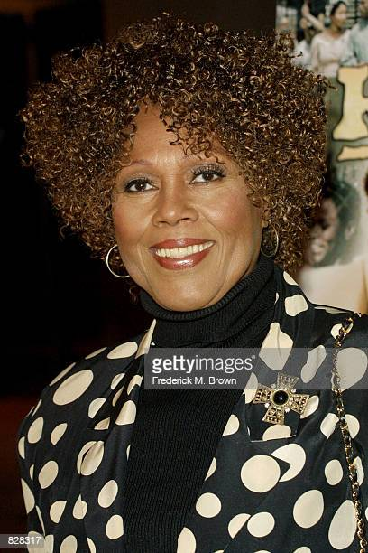 Actress Ja''Net DuBois attends the screening of the 25th Anniversary restrospective of the television series Roots at the Academy of Television Arts...