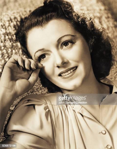 Actress Janet Gaynor