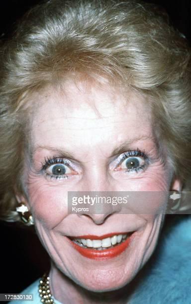 Actress Janet Leigh circa 1995