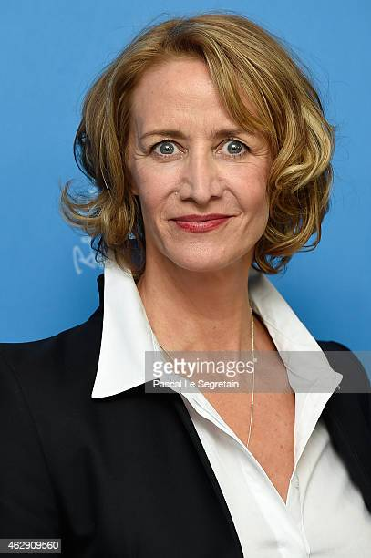 Actress Janet McTeer attends the 'Angelica' photocall during the 65th Berlinale International Film Festival at Grand Hyatt Hotel on February 7 2015...