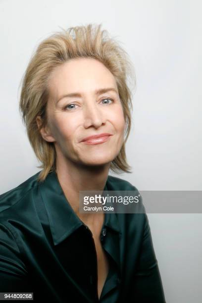 Actress Janet Mcteer is photographed for Los Angeles Times on March 8 2018 in New York City PUBLISHED IMAGE CREDIT MUST READ Carolyn Cole/Los Angeles...