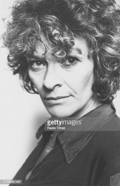 Actress Janet Suzman for the BBC Radio 4 drama 'The Echoing Grove' April 1981