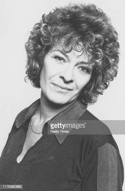Actress Janet Suzman for the BBC Radio 4 drama 'The Echoing Grove' April 1981 First printed in Radio Times issue 3000 published on May 7th 1981