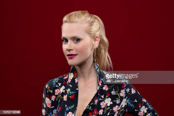Actress Janet Varne from 'Stan Against Evil' is photographed for Los Angeles Times on July 21 2018 in San Diego California PUBLISHED IMAGE CREDIT...