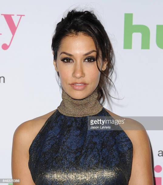 Actress Janina Gavankar attends 'The Mindy Project' final season premiere party at The London West Hollywood on September 12 2017 in West Hollywood...