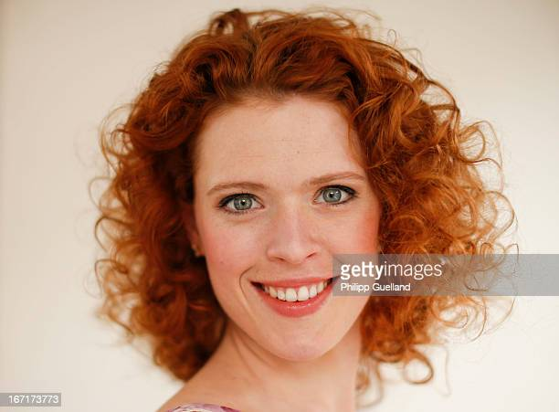 Actress Janina Isabell Batoly attends the 18th anniversary celebration of the TVshow 'Verbotene Liebe' on April 22 2013 in Hamburg Germany