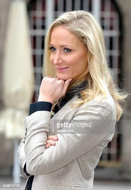 Actress Janine KUNZE
