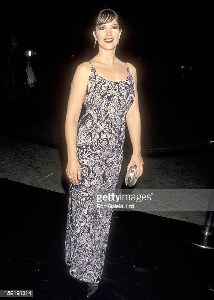 Actress Janine Turner attends the Fifth Annual Fire and Ice Ball to Benefit the Revlon/UCLA Women's Cancer Research on December 7, 1994 at 20th...