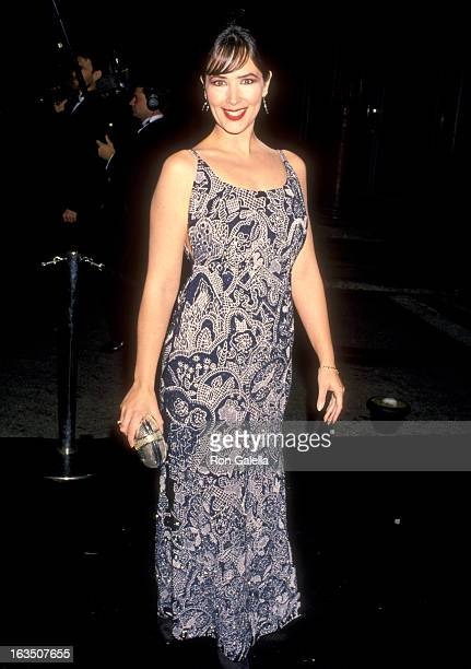 Actress Janine Turner attends the Fifth Annual Fire and Ice Ball to Benefit the Revlon/UCLA Women's Cancer Research on December 7 1994 at 20th...