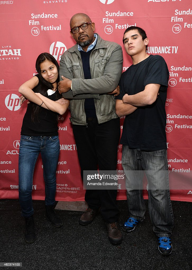 """Songs My Brothers Taught Me"" Premiere - 2015 Sundance Film Festival"
