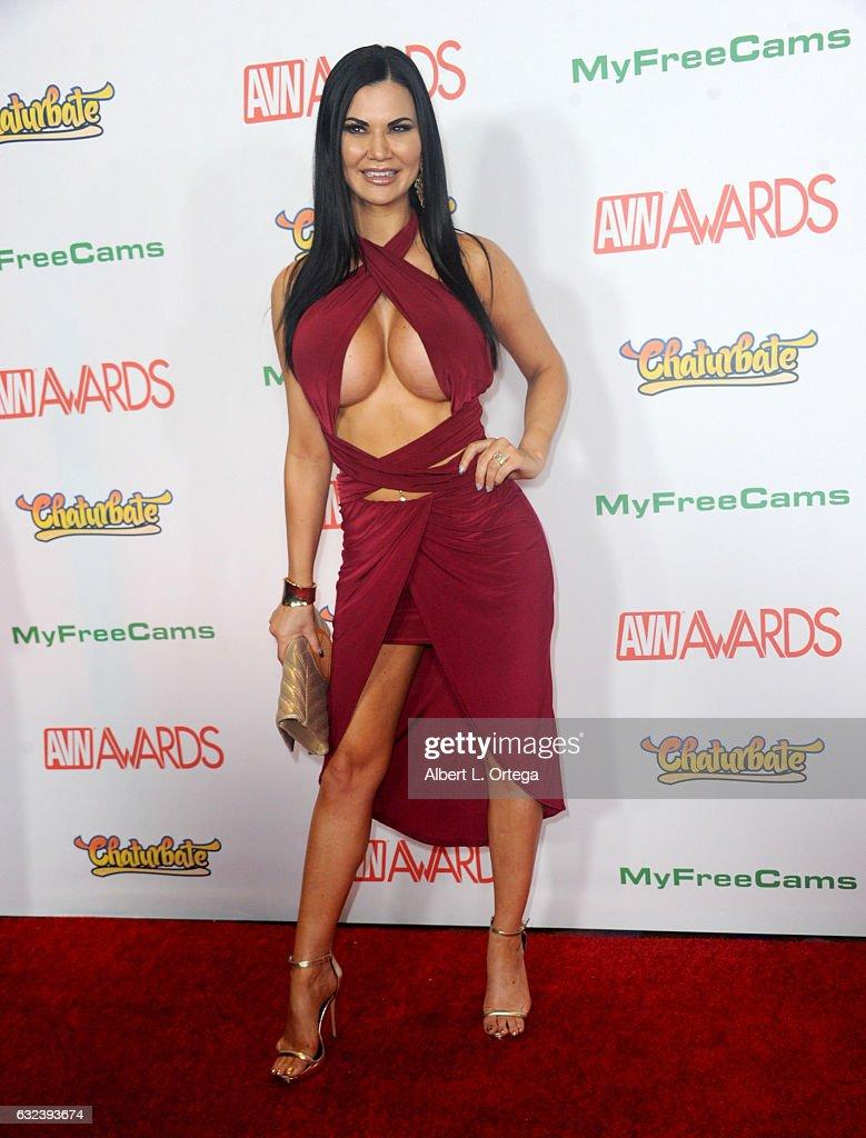 2017 Adult Video News Awards Arrivals News Photo