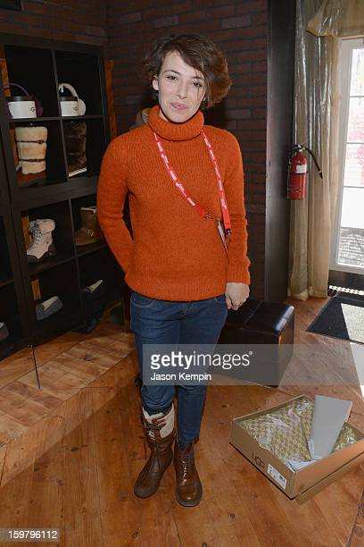Actress Jasmine Trinca attends Day 3 of UGG at Village At The Lift 2013 on January 20 2013 in Park City Utah