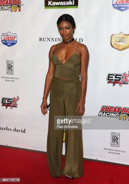 Actress Javicia Leslie attends the premiere of Running Wild at TCL Chinese Theatre on February 6 2017 in Hollywood California