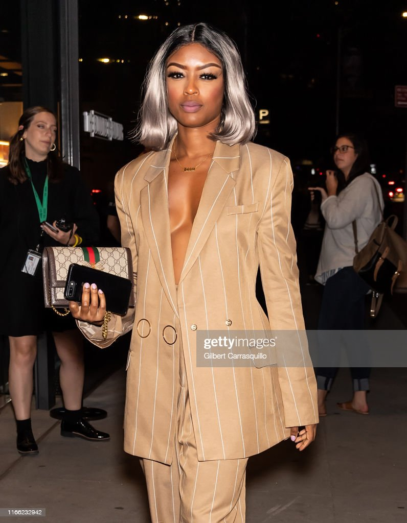 Celebrity Sightings In New York City - September 05, 2019 : News Photo