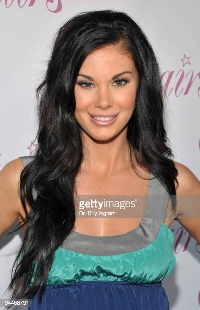 Actress Jayde Nicole attends the Grand Opening of Upstairs Boutique at Upstairs Boutique on July 30 2009 in West Hollywood California
