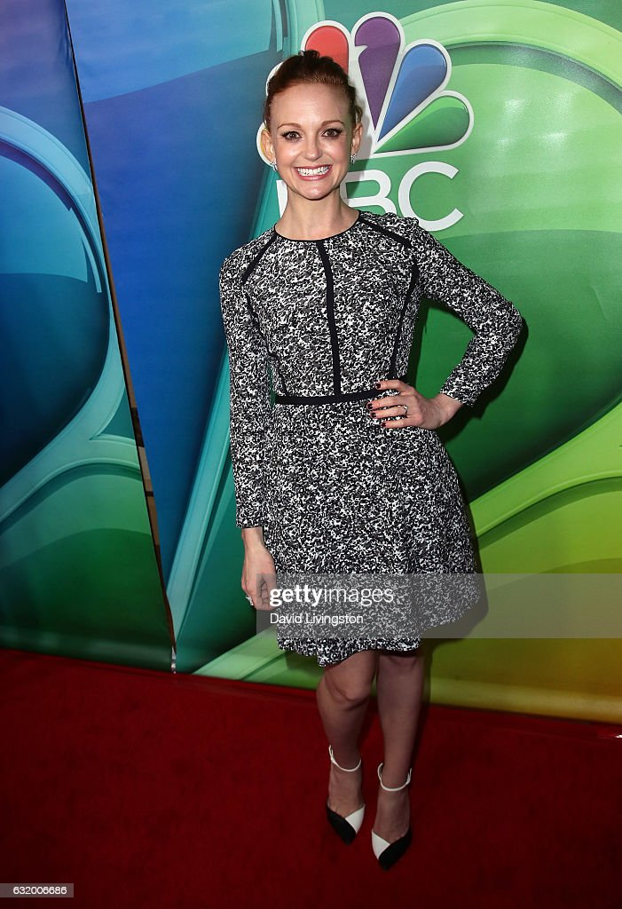 2017 NBCUniversal Winter Press Tour - Day 2 - Arrivals