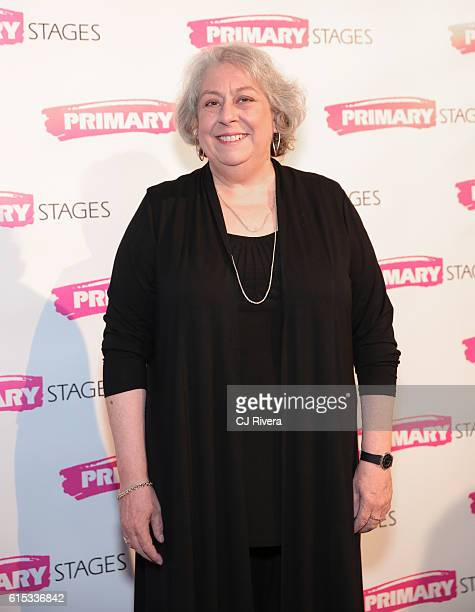 Actress Jayne Houdyshell attends Primary Stages 2016 Gala at 538 Park Avenue on October 17 2016 in New York City