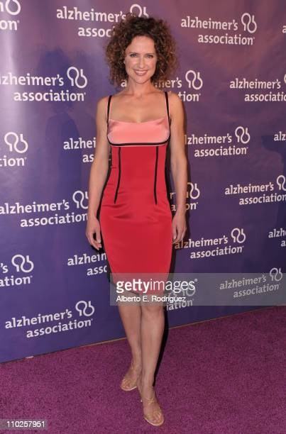 Actress Jean Louisa Kelly arrives to the 19th Annual A Night at Sardi's benefitting the Alzheimer's Association on March 16 2011 in Beverly Hills...