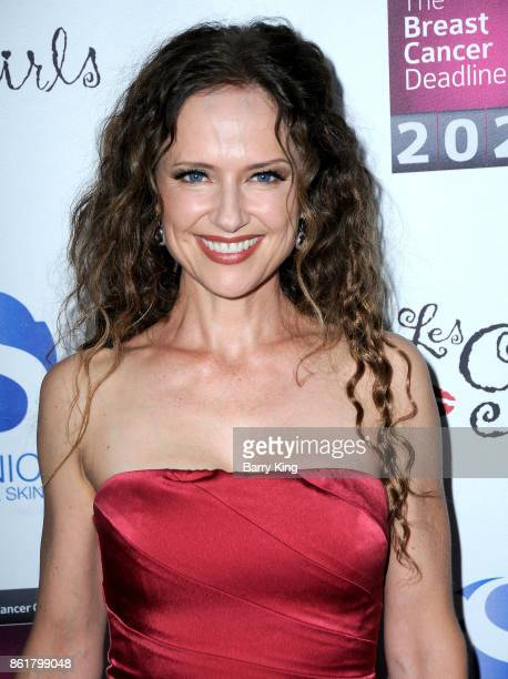 Actress Jean Louisa Kelly attends the 17th Annual 'Les Girls' at Avalon on October 15 2017 in Hollywood California