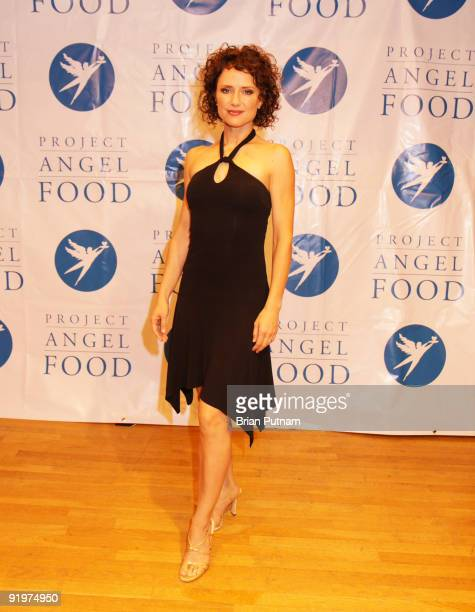 Actress Jean Louisa Kelly attends 'The 5th Annual inCONCERT To Benefit Project Angel Food' at The Howard Fine Theatre on October 17 2009 in Hollywood...