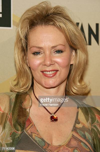 Actress Jean Smart arrives at the Women in Film presentation of the 2006 Crystal and Lucy Awards at the Century Plaza Hotel on June 6 2006 in Century...