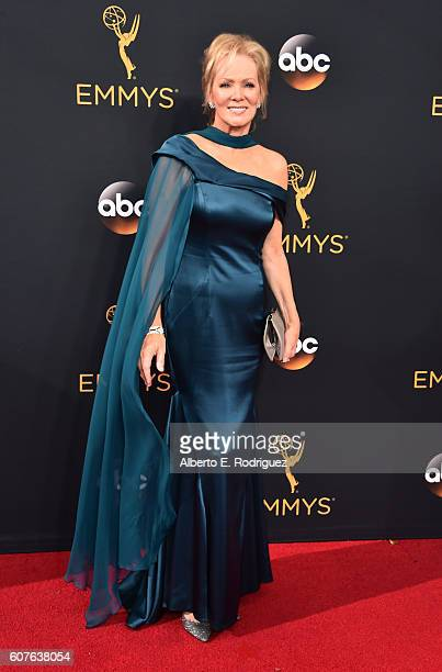 Actress Jean Smart attends the 68th Annual Primetime Emmy Awards at Microsoft Theater on September 18 2016 in Los Angeles California