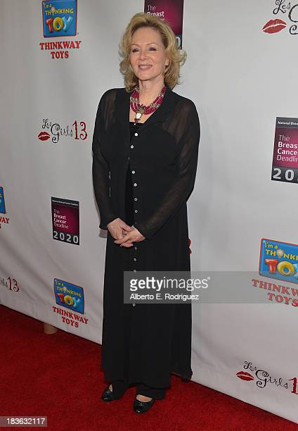 Actress Jean Smart attends The National Breast Cancer Coalition Fund presents The 13th Annual Les Girls at the Avalon on October 7 2013 in Hollywood...