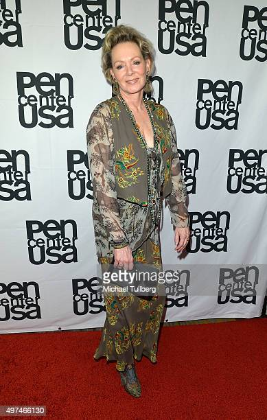 Actress Jean Smart attends the PEN Center USA's 25th Annual Literary Awards Festival at the Beverly Wilshire Four Seasons Hotel on November 16 2015...