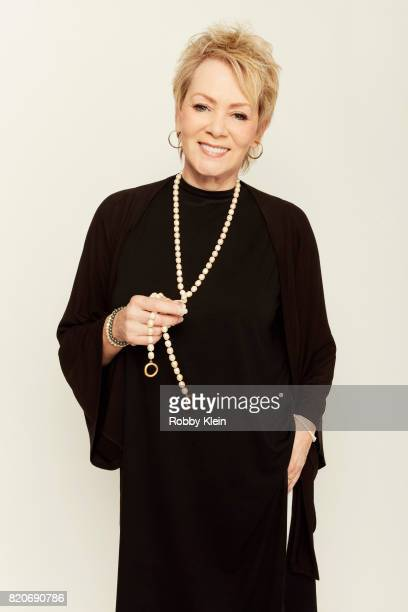 Actress Jean Smart from FX's 'Legion' poses for a portrait during ComicCon 2017 at Hard Rock Hotel San Diego on July 20 2017 in San Diego California