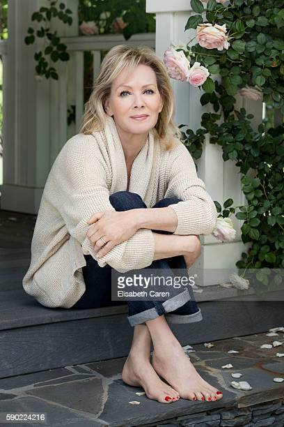 Actress Jean Smart is photographed for Emmy Magazine on March 11 2016 in Los Angeles California PUBLISHED IMAGE