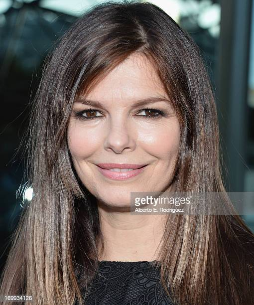 Actress Jeanne Tripplehorn arrives to the Los Angeles premiere of A24's The Bling Ring at the Directors Guild Theater on June 4 2013 in Los Angeles...