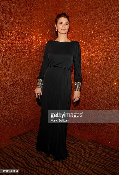 Actress Jeanne Tripplehorn attends HBO's Post 67th Annual Golden Globes party at Circa 55 Restaurant on January 17, 2010 in Beverly Hills, California.