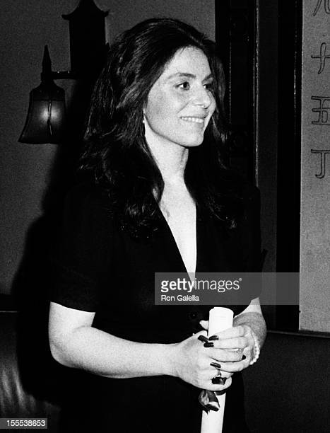 Actress Jeannie Berlin attends National Society Film Critic's Awards on January 21, 1973 at the Algonquin Hotel in New York City.