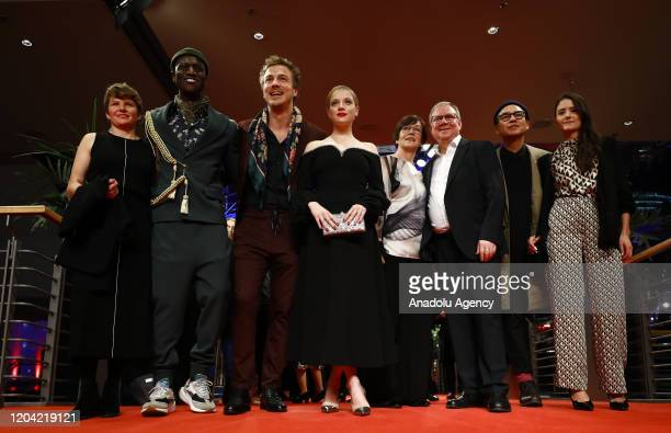 Actress Jella Haase attends the award ceremony of 70th Berlinale International Film Festival in Berlin Germany on February 29 2020