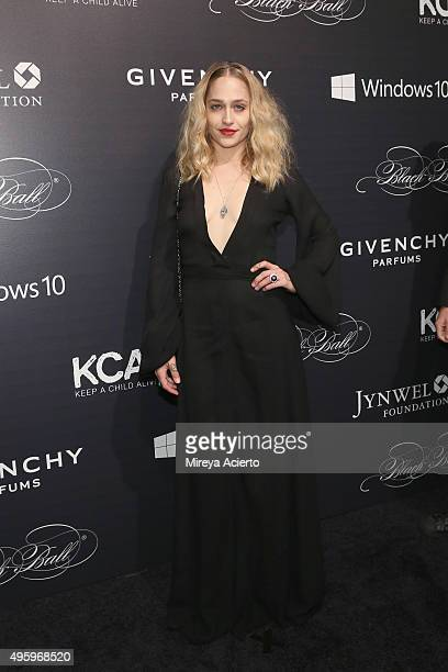 Actress Jemima Kirke attends 2015 'Keep A Child Alive' Black Ball at Hammerstein Ballroom on November 5 2015 in New York City