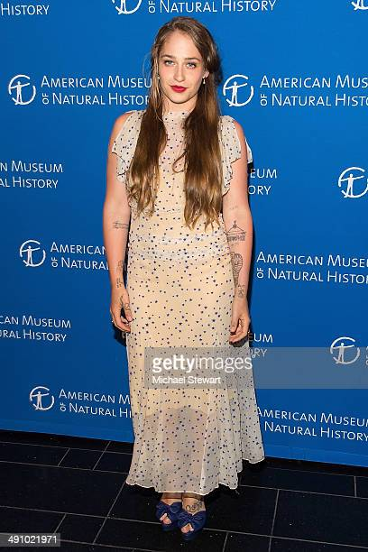 Actress Jemima Kirke attends the 2014 American Museum of Natural History Dance Benefit at American Museum of Natural History on May 15, 2014 in New...