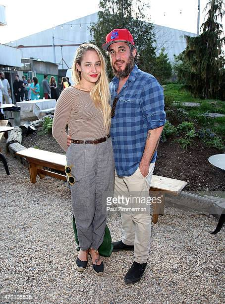 Actress Jemima Kirke attends the 2nd Annual Village Fete Benefiting Pioneer Works Center For Art Innovation at Pioneer Works Center for Arts...