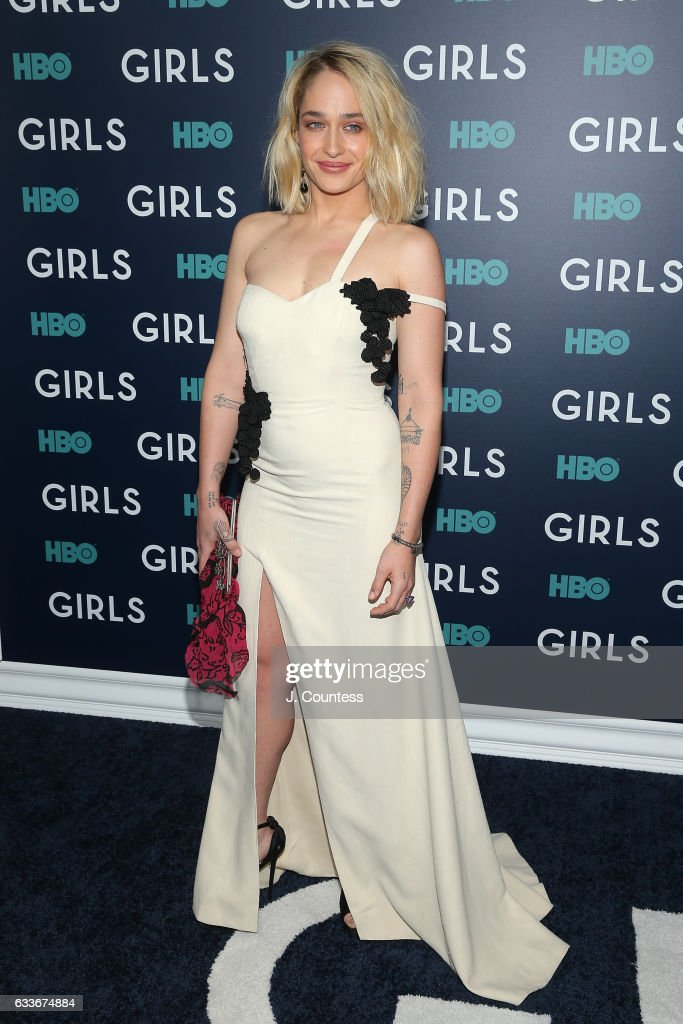 """The New York Premiere Of The Sixth & Final Season Of """"Girls"""" : News Photo"""