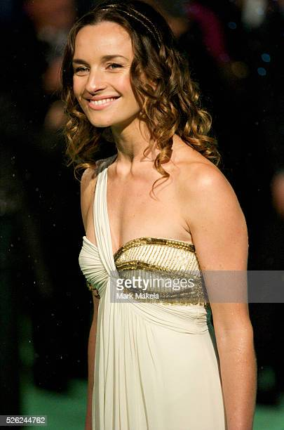 Actress Jemma Powell attends the Royal World Premiere of 'Alice in Wonderland' at the Odeon Leicester Square in London