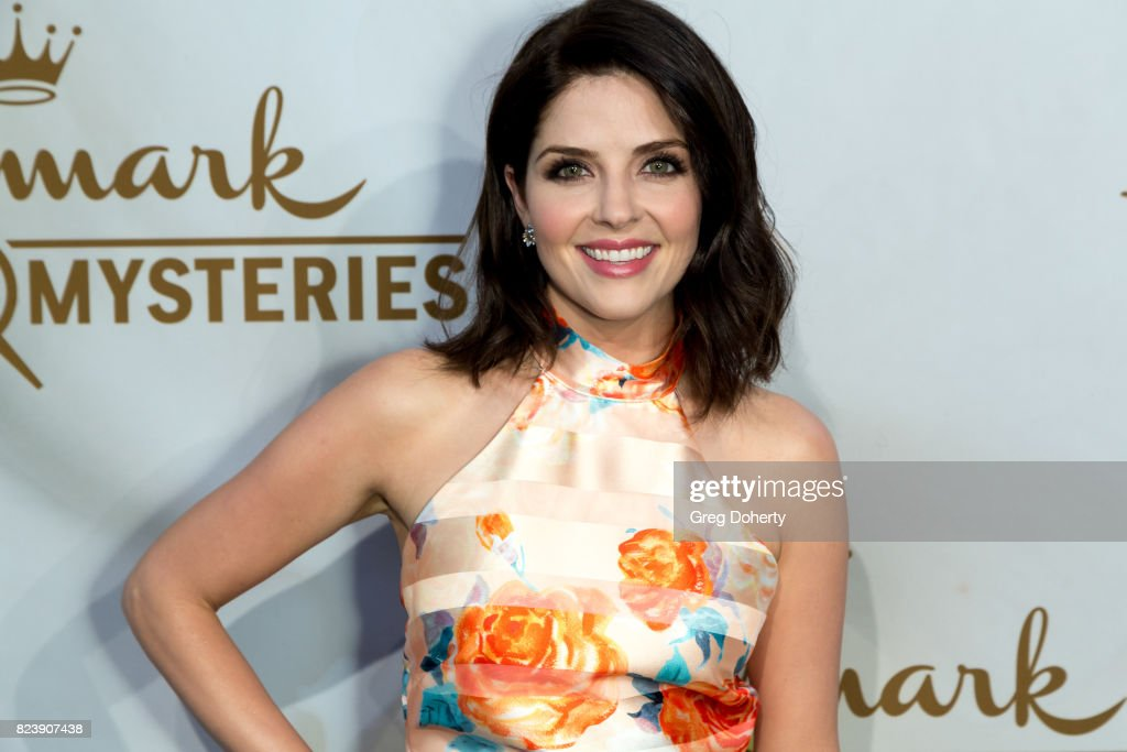 2017 Summer TCA Tour - Hallmark Channel And Hallmark Movies And Mysteries - Arrivals : News Photo